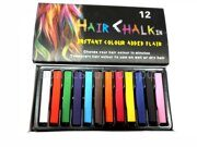 Мелки для волос HAIR CHALK in (набор 12 шт)
